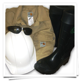 Rigmaids Safety Equipment